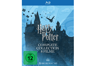 Harry Potter - Complete Collection - (Blu-ray)