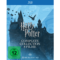 Harry Potter - Complete Collection [Blu-ray]