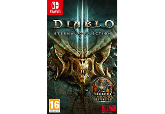 Switch - Diablo 3: Eternal Collection /F