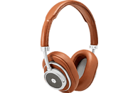 MASTER & DYNAMIC MW50+ , Over-ear Bluetooth-Kopfhörer Bluetooth Braun/Silber