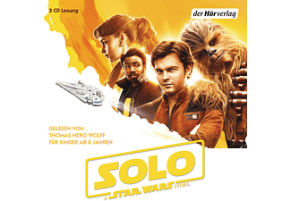 Solo:A Star Wars Story - 1 MP3-CD - Kinder/Jugend