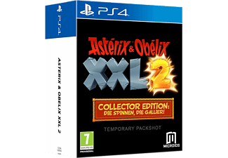 PS4 - Asterix & Obelix XXL 2 - Collector Edition /D