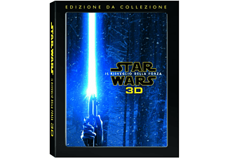 Star Wars Episode 7 - Il Risveglio Della Forza 3D Science Fiction 3D Blu-ray (+2D)
