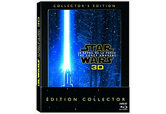 Star Wars Episode 7 - Le Réveil De La Force 3D Fantascienza 3D BD&2D BD, Blu-ray