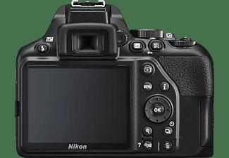 NIKON D3500 Spiegelreflexkamera mit Objektiv AF-S VR DX 18-140mm f3.5-5.6G ED