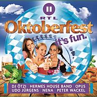 VARIOUS - RTL2 It's Fun - Oktoberfest [CD]