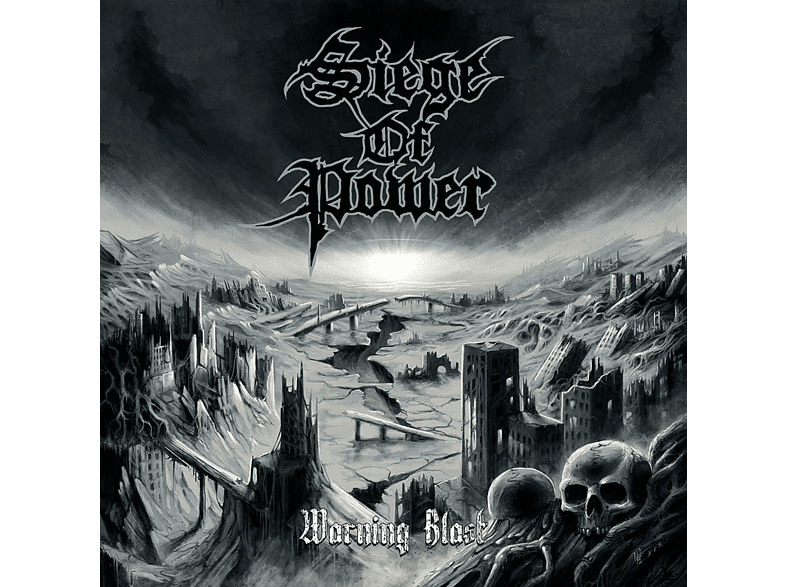 Siege Of Power - Warning Blast [Vinyl]
