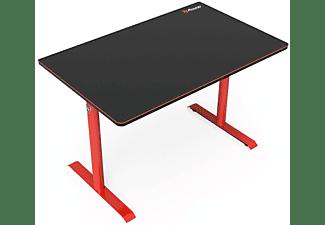 AROZZI Gaming Tisch Leggero, schwarz/rot (ARENA-LEGG-RED)