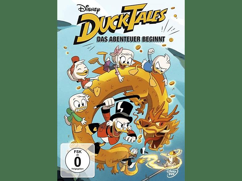 DuckTales - Das Abenteuer beginnt [DVD]