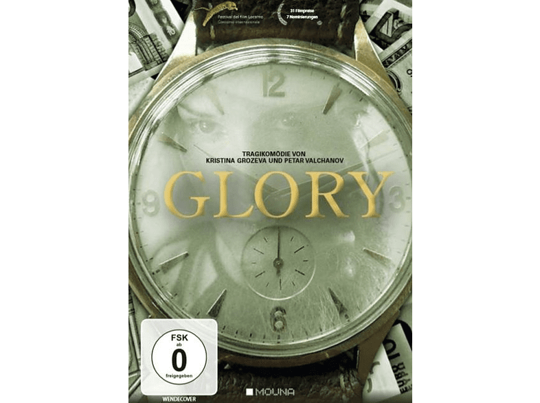 GROZEVA KRISTINA<multisep/>VALCHANOV - Glory [DVD]