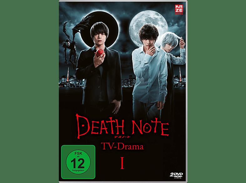 Death Note TV-Drama Vol. 1 [DVD]