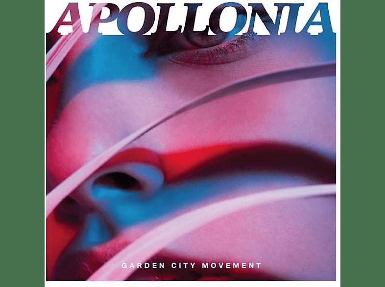 Garden City Movement - Apollonia (Ltd.Numbered White Vinyl 2LP+MP3) [LP + Download]