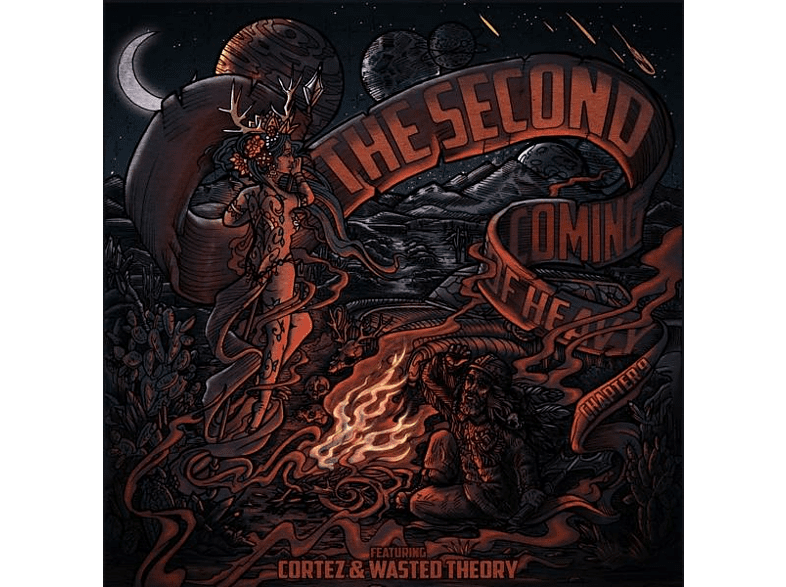 Second Coming Of Heavy - Chapter 9: Cortez & Wasted Theory [Vinyl]