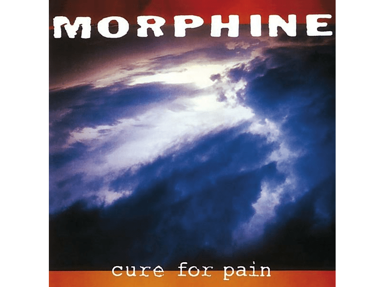 Morphine - CURE FOR PAIN [CD]
