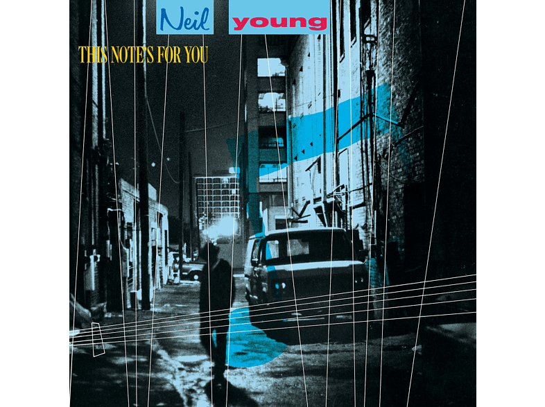Neil Young - THIS NOTE'S FOR YOU [Vinyl]