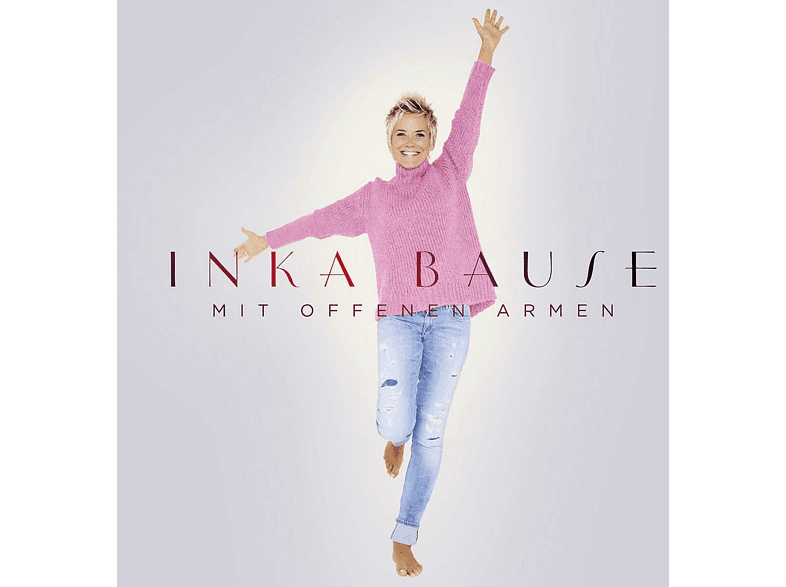 Inka Bause - MIT OFFENEN ARMEN [CD]