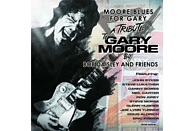 Bob Daisley And Friends - MOORE BLUES FOR GARY-A TRIBUTE TO GARY MOORE [CD]