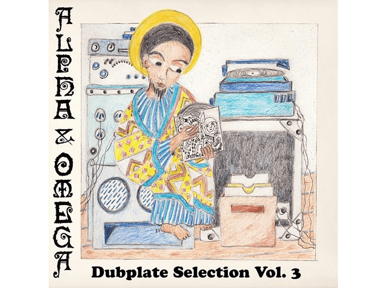 Alpha & Omega - Dubplate Selection Vol.3 (LP+MP3) [LP + Download]