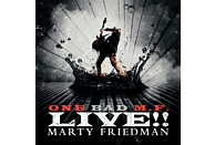 Marty Friedman - One Bad M.F.Live!! [Vinyl]