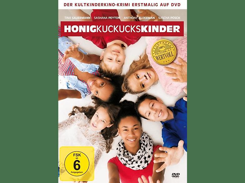 Die Honigkuckuckskinder [DVD]