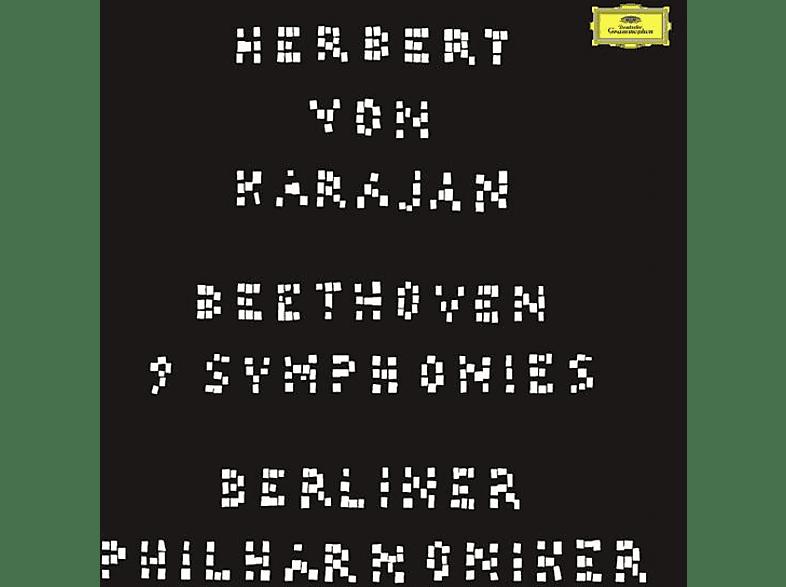 Berliner Philharmoniker - 9 Sinfonien-DG 120 Art-Edition (Ltd.Edt.) [Vinyl]
