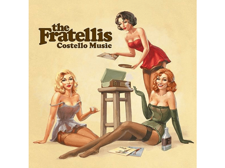 The Fratellis - Costello Music (Vinyl) [Vinyl]