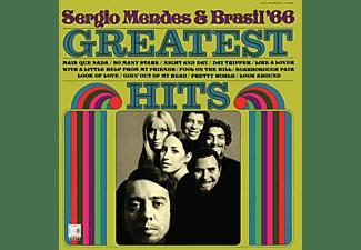 Sergio & Brasil '66 Mendes - Greatest Hits  - (Vinyl)
