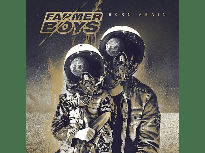 The Farmer Boys - BORN AGAIN (LTD.DIGIPAK) [CD]