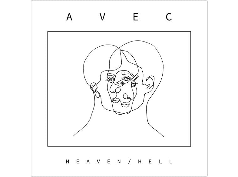 Avec - Heaven/Hell (White Vinyl/180 GR/MP3) [Vinyl]