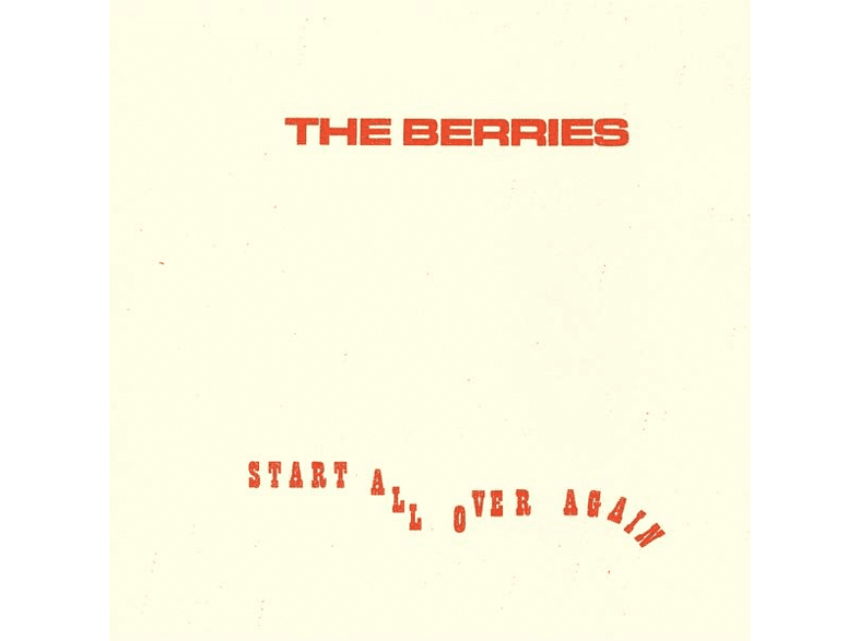 The Berries - Start All Over Again [Vinyl]