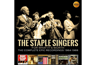 The Staple Singers - FOR WHAT IT S WORTH-THE COMPLETE REC (BOX) [CD]