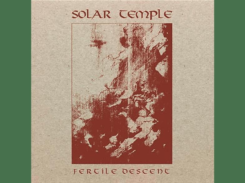 Solar Temple - FERTILE DESCENT (DIGIPAK) [CD]