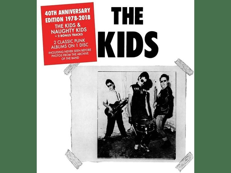 The Kids - THE KIDS/NAUGHTY KIDS (40TH ANNIVERSARY EDITION) [CD]