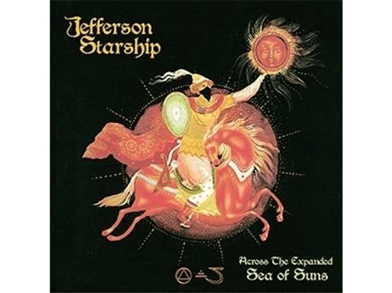 Jefferson Starship - ACROSS THE EXPANDED SEA OF SUNS [CD]