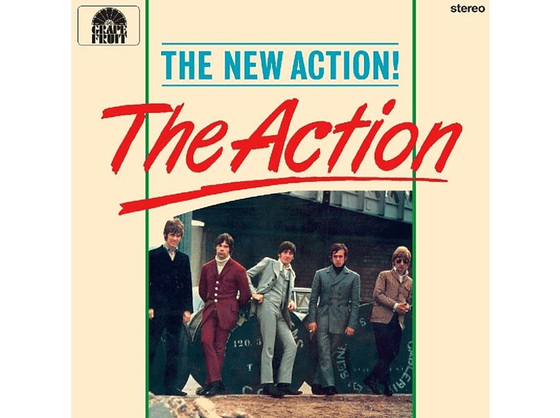 The Action - The New Action! [Vinyl]