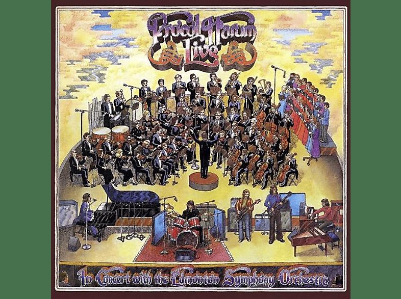 Procol Harum - Live-In Concert With Edmonton SO (LP+Single) [Vinyl]