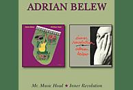 Adrian Belew - MR MUSIC HEAD/INNER REVOLUTION [CD]