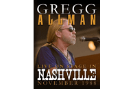 Gregg Allman - Live on Stage in Nashville [DVD]