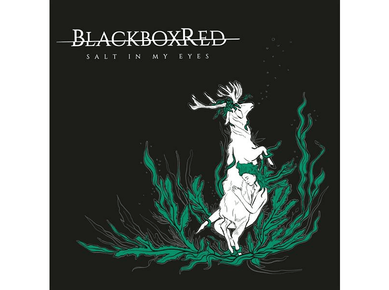 Blackboxred - SALT IN MY EYES [CD]