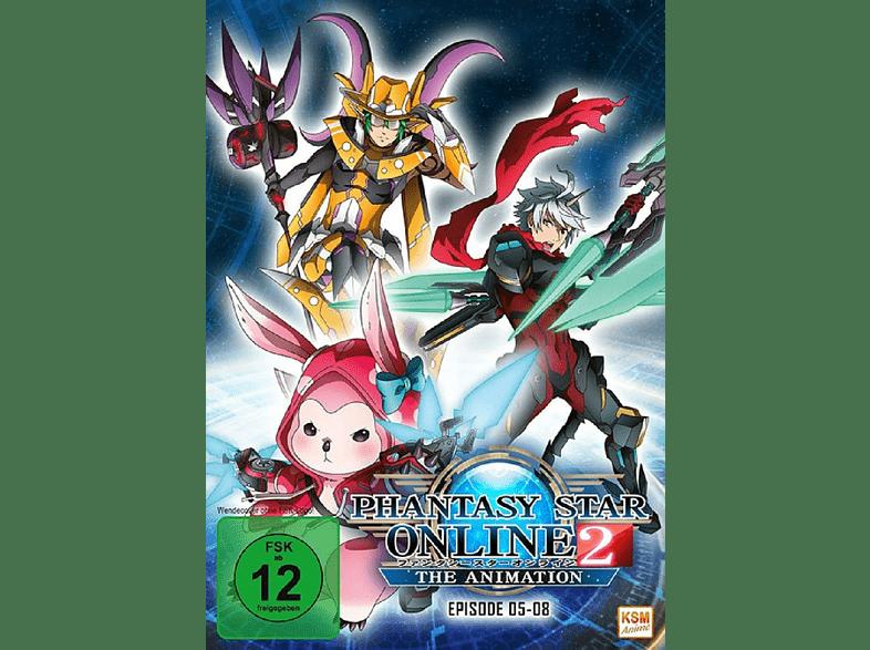 Phantasy Star Online 2 - Vol. 2 (Episoden 05-08) [DVD]