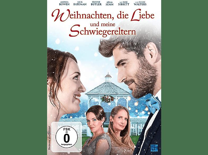 Weihnachten, die Liebe und meine Schweigereltern [DVD]