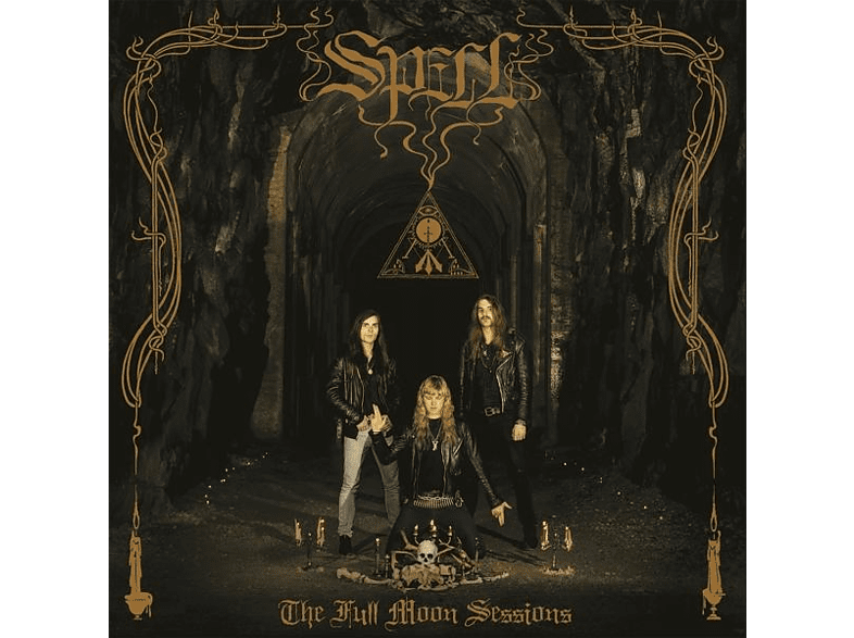 Spell - THE FULL MOON SESSIONS (EXPANDED EDITION VINYL) [Vinyl]