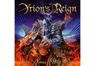 Orions Reign - SCORES OF WAR - (CD)