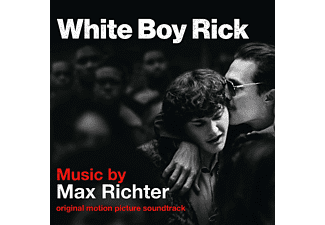 Air Lyndhurst Orchestra, Andy Massey - White Boy Rick - (CD)