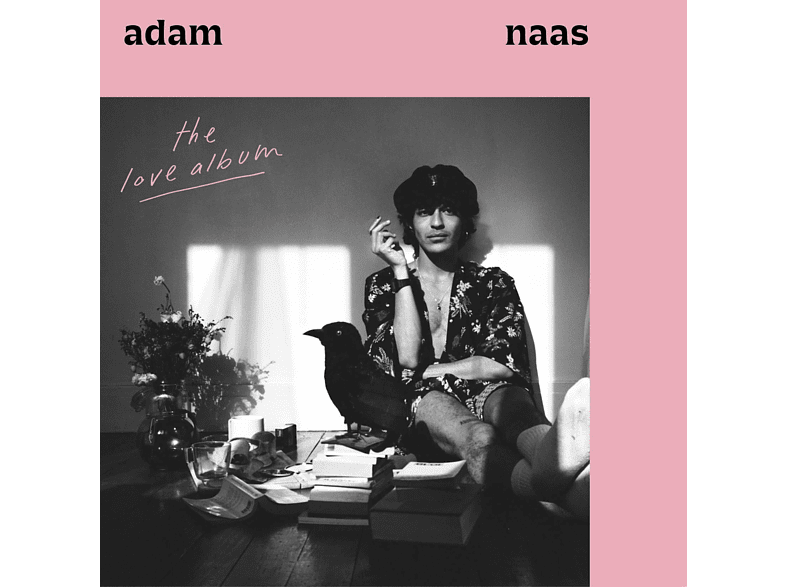 Adam Naas - The Love Album [CD]