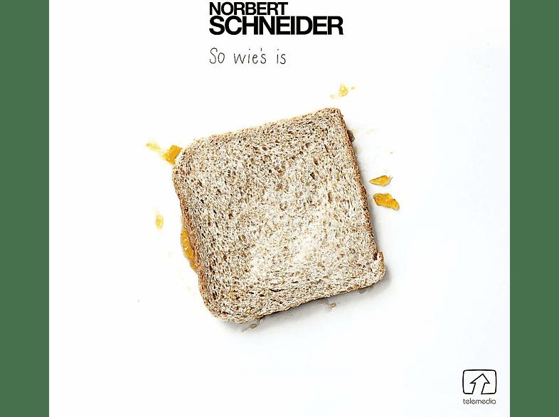 Norbert Schneider - So Wie's Is [CD]