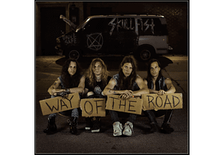 Skull Fist - Way Of The Road - (CD)