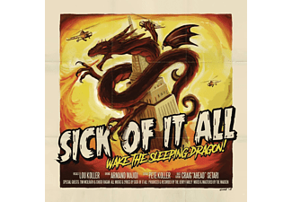 Sick Of It All - Wake The Sleeping Dragon! - (CD)