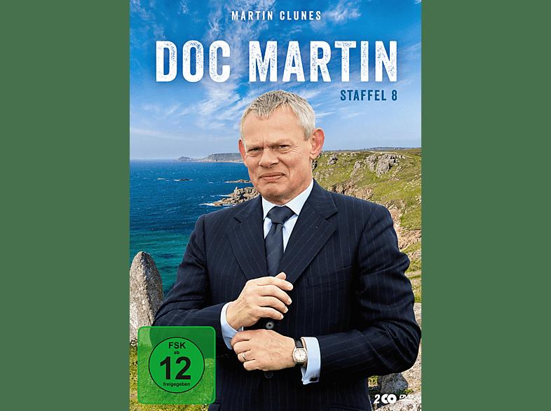 Doc Martin - Staffel 8 [DVD]