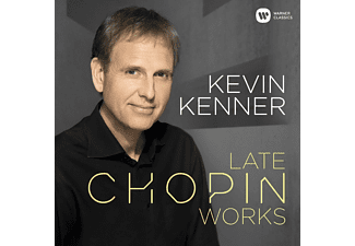 Kevin Kenner - Late Chopin Works - (CD)